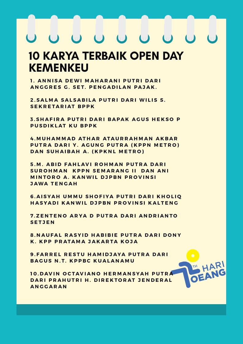 Lomba Open Day